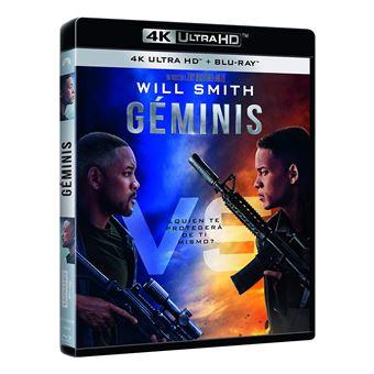 Gemini Man / Géminis (4K Ultra HD + BD) (2Blu-ray)