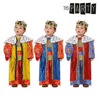 Disfarce para Bebés Th3 Party Rei mago 12-24 meses