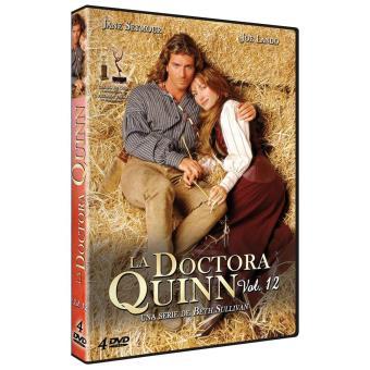 <br/>La Doctora Quinn Volumen 12 / Dr  Quinn, Medicine Woman (4DVD)