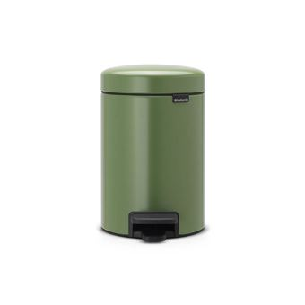 Caixote do Lixo Brabantia NewIcon 3l Redondo Verde