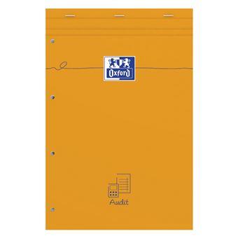 Oxford 100106294 caderno e bloco de notas Laranja A4