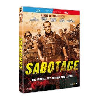 Sabotage (2Blu-ray)