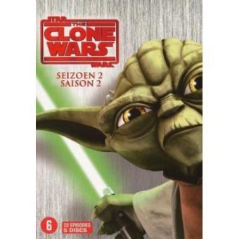 Star Wars Clone Wars - Season 2 (5 Dvd)