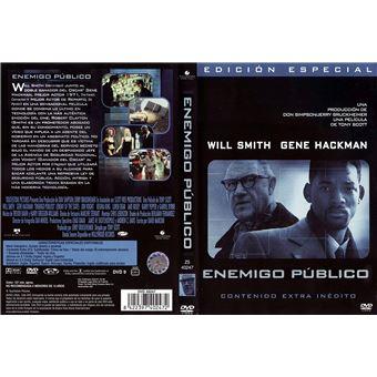 Enemigo Público  Edicion Especial 1998 / Enemy of the State (DVD)