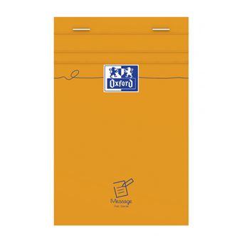 Oxford 100106293 caderno e bloco de notas Laranja