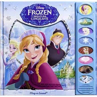 Disney. Frozen. Uma Aventura Congelante