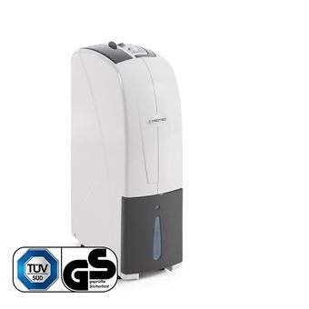 Desumidificador Trotec TTK 30 S - Branco e Cinza