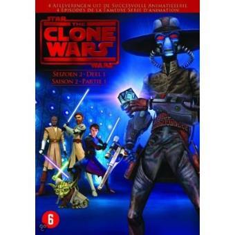 Star Wars Clone Wars - Season 2 Deel 1