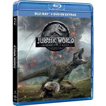 Jurassic World: Fallen Kingdom / Jurassic World 2: El Reino Caido (2Blu-ray)