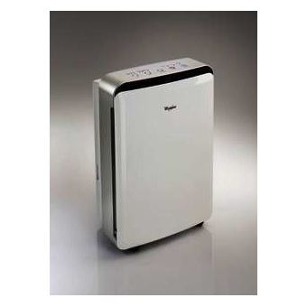 Desumidificador Whirlpool DE20LWS0 | Aço inoxidável, Branco