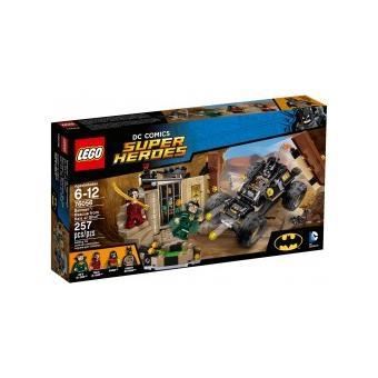 LEGO DC Comics Batman Resgate das Garras do Ras al Ghul 76056