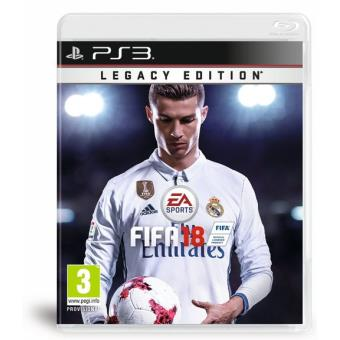 8485b3c2c9 Fifa 18 Legacy Edition Ps3 - Jogo - Compra na Fnac.pt