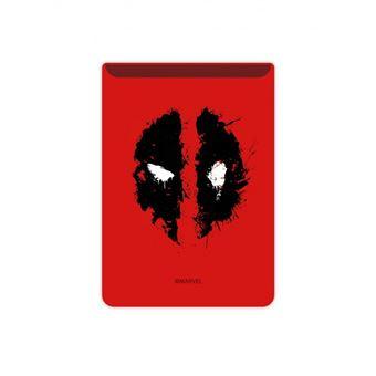 Bolso ERT Pocket Sticker Marvel Deadpool Red