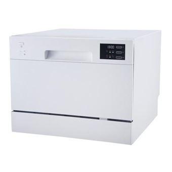 Máquina de Lavar Loiça Compacta Teka LP2 140 | 6 Conjuntos | A+ | Branco