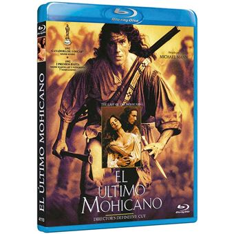 El Ultimo Mohicano / The Last of the Mohicans (Blu-ray)