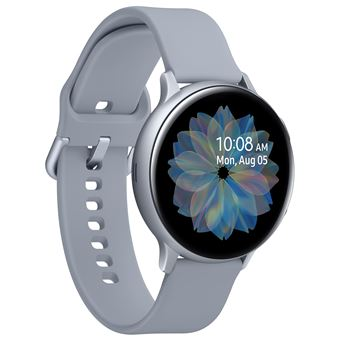 Smartwatch Samsung Galaxy Watch Active2 Prateado