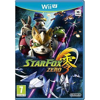 StarFox Zero Wi U