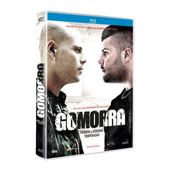 Gomorra (temporada 1 + 2 ) (6Blu-ray)