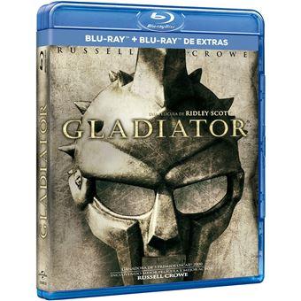 Gladiator (BD Extras) (2Blu-ray)