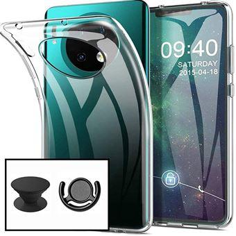 Kit Phonecare | Capa 3x1 360° Impact Protection + 1 PopSocket + 1 Suporte PopSocket Preto - Impact Protection para Huawei Mate 30 Pro
