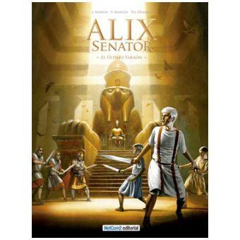 Alix Senator, 2 Ultimo Faraón