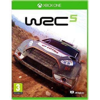 World Rally Championship 5 Xbox One