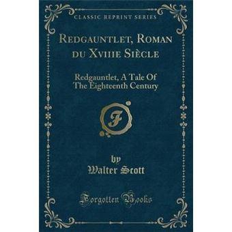 redgauntlet, Roman Du Xviiie Siècle Paperback -