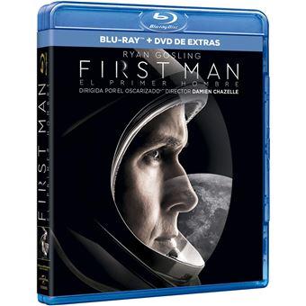 First Man (DVD Extras) (2Blu-ray)