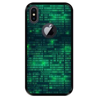 Capa Tpu Hapdey para Iphone X - Xs | Design Matriz Digital - Preto