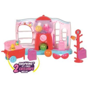 Casa de bonecas Shopkins 8056379000136  Multi