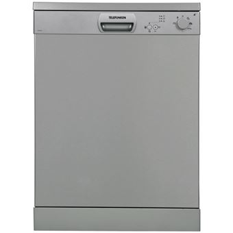 Máquina Lavar Louça Telefunken TLK612X Inox A++