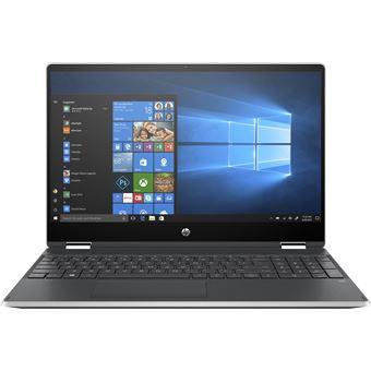 "Portátil Híbrido HP 15-dq1006ng 15 i7 16GB 15.6"" Prateado"