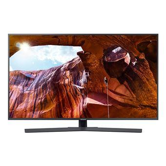 """Smart TV Samsung 4K UHD UE43RU7402U 43"""" Cinzento"""