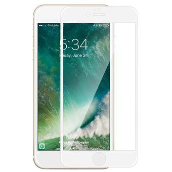 Película Avizar para iPhone 6 plus / 6s plus   Vidro Temperado - Branco