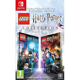 LEGO Harry Potter Collection Remastered SWI Switch