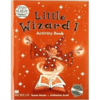 LITTLE WIZARD 1 WB+CD 07