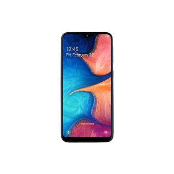Smartphone Samsung SM-A202F Galaxy 3GB 32GB Azul