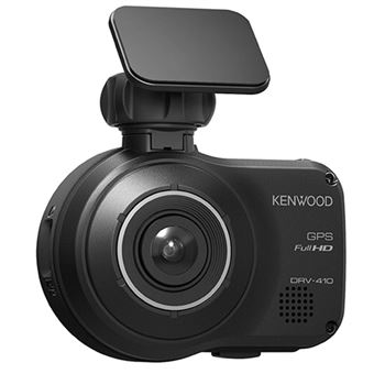 Câmara de Segurança com GPS Kenwood DRV 410