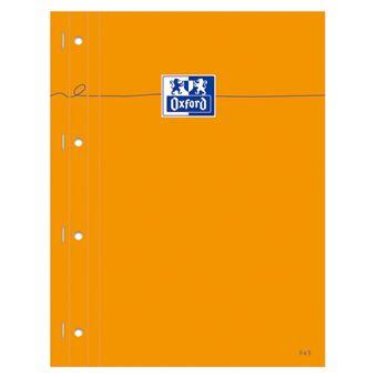 Oxford 100106289 caderno e bloco de notas Laranja A4