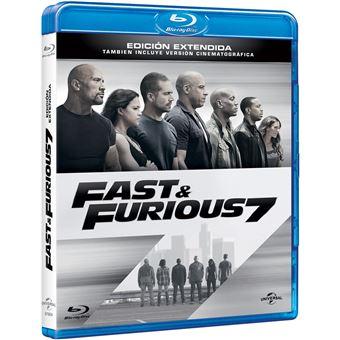 Fast & Furious 7 Bd