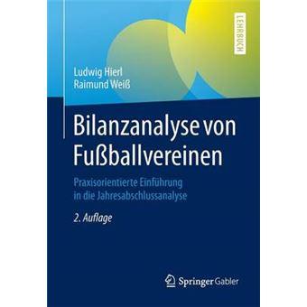 Bilanzanalyse Von Fuballvereinen
