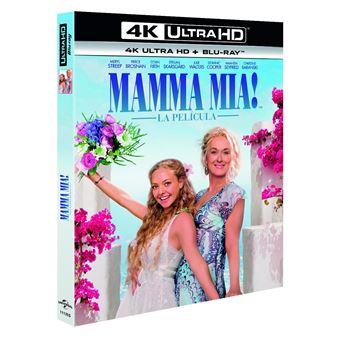 Mamma Mia (4K Ultra HD) (2DVD)