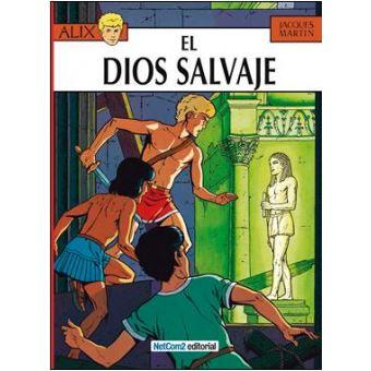 Aventuras Alix, 9 Dios Salvaje