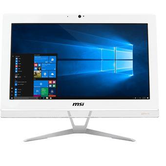 Desktop All in One MSI Pro 20EX 7M-005EU 19,5' i3-7100 4 GB RAM 1 TB SATA Branco