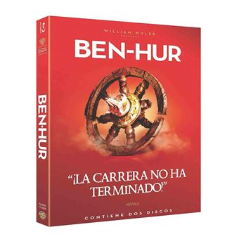 Ben Hur: 50th Anniversary Ultimate Collection (2Blu-ray)