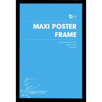 Moldura Negra para Posters 61 x 91,5 cm
