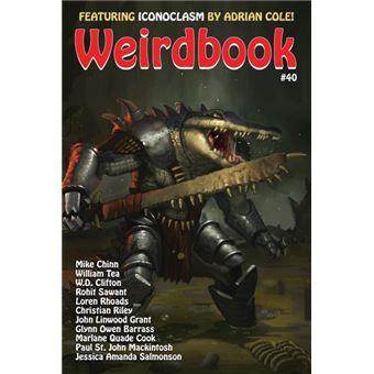 weirdbook  Paperback -