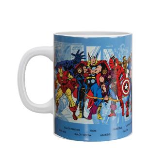 Caneca Marvel - Characters XL