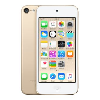 Apple iPod touch 32GB Leitor MP4 Dourado