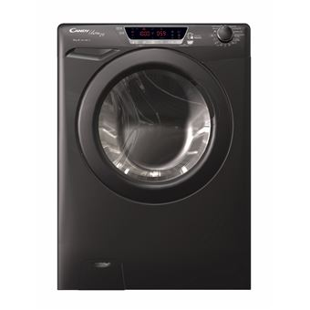 Máquina Lavar Roupa Candy HCU410TWHG5GS 10Kg 1400Rt A+++ Silver